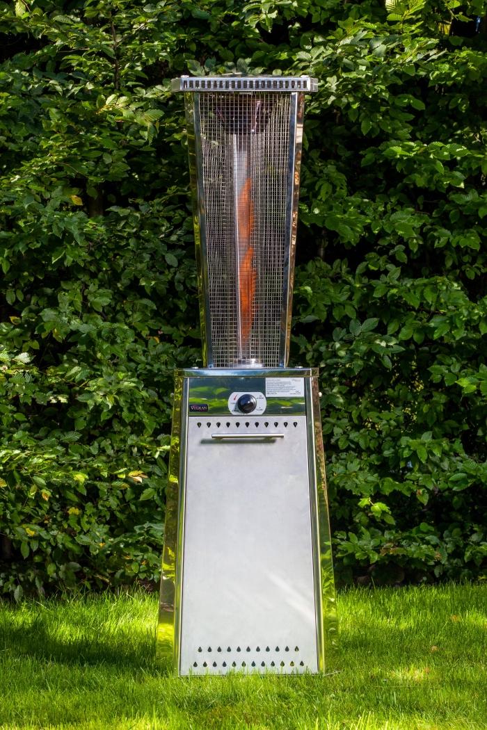 Plynový zářič HELENA